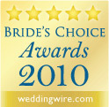 Bride's Choice Award